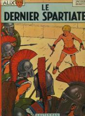 Alix - Le Dernier Spartiate - Couverture - Format classique