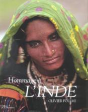 Hommage à l'Inde - Couverture - Format classique