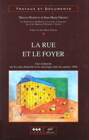 La Rue Et Le Foyer Cahier N 144 - Intérieur - Format classique