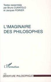 L'imaginaire des philosophes - Couverture - Format classique