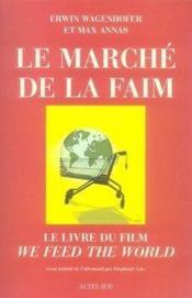 Le Marche De La Faim - Couverture - Format classique