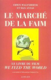 Le Marche De La Faim - Intérieur - Format classique