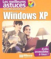 Microsoft windows xp ; en couleurs, pour windows xp ! - Intérieur - Format classique