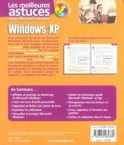 Microsoft windows xp ; en couleurs, pour windows xp ! - 4ème de couverture - Format classique