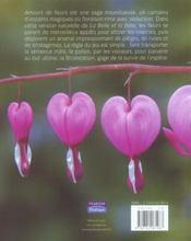 Amours de fleurs ; une lecon de seduction vegetale - 4ème de couverture - Format classique