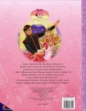 Barbie au bal des 12 princesses - 4ème de couverture - Format classique