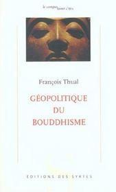 Geopolitique Du Bouddhisme - Intérieur - Format classique