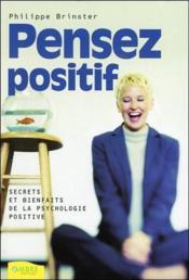 Pensez Positif - Couverture - Format classique