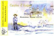 Contes d'Anjou - Couverture - Format classique