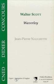Walter Scott/Waverley - Couverture - Format classique