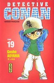 Detective Conan T19 - Intérieur - Format classique