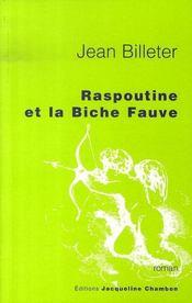 Raspoutine Et La Biche Fauve - Intérieur - Format classique