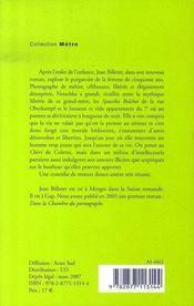 Raspoutine Et La Biche Fauve - 4ème de couverture - Format classique