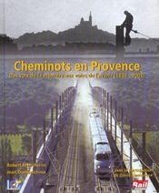 Cheminots En Provence - Intérieur - Format classique