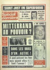 Special Derniere N°368 du 19/03/1976 - Couverture - Format classique
