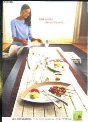 Catalogue Des Arts De La Table 2000 / 2001. - Couverture - Format classique