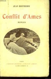 Conflit D'Ames - Couverture - Format classique