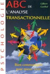 Abc de l'analyse transactionnelle - Couverture - Format classique