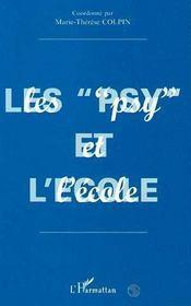 Les Psy Et L'Ecole - Intérieur - Format classique