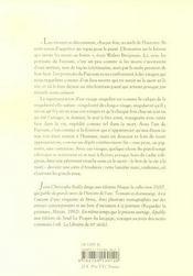 L'apostrophe muette ; essai sur les portraits de fayoum - 4ème de couverture - Format classique