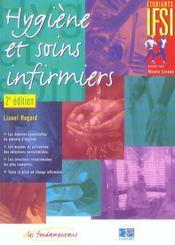 Hygiene Et Soins Infirmieres 2eme Edition (2e édition) - Intérieur - Format classique