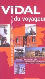 Vidal Du Voyageur - Intérieur - Format classique