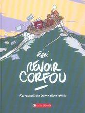 Revoir Corfou - Intérieur - Format classique