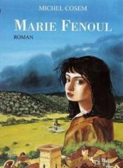 Marie Fenoul - Couverture - Format classique