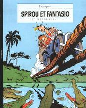 Spirou et Fantasio ; intégrale t.1 - Intérieur - Format classique
