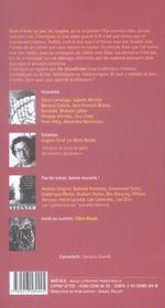Revue Breves T.73 ; Duos Et Autres Couples Improbables - 4ème de couverture - Format classique