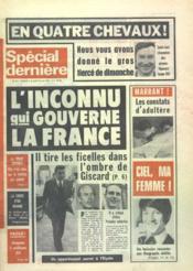 Special Derniere N°371 du 09/04/1976 - Couverture - Format classique