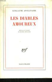 Les Diables Amoureux. - Couverture - Format classique