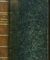 Monsieur Cotillon - Couverture - Format classique