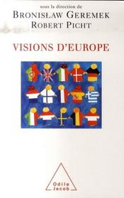 Visions d'Europe - Intérieur - Format classique
