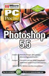 Vente livre :  Photoshop 5.5  - Collectif