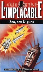 L'Implacable T.123 ; Sea Sex And Guns - Couverture - Format classique