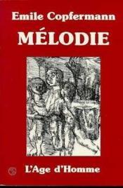 Melodie - Couverture - Format classique