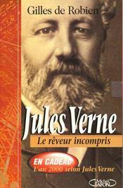 Jules Verne Le Reveur Mis A Nu - Intérieur - Format classique