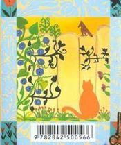 La maison le petit livre du bien-etre - 4ème de couverture - Format classique