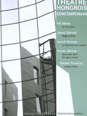 Theatre Hongrois Contemporain - Intérieur - Format classique