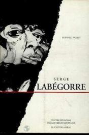 Serge Labegorre - Couverture - Format classique