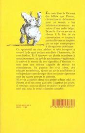 Contes Bleus Du Vin (Les) - 4ème de couverture - Format classique