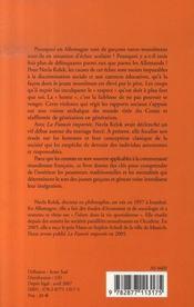 Plaidoyer Pour La Liberation De L'Homme Musulman - 4ème de couverture - Format classique