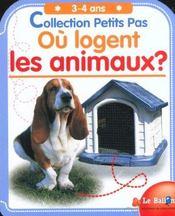 Ou Logent Les Animaux - Intérieur - Format classique