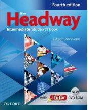 New headway ; student's book and itutor dvd-rom pack ; 4th edition intermediate - Couverture - Format classique