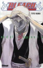 Bleach t.20 ; end of hynosis - Couverture - Format classique