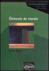 Elements De Morale - Intérieur - Format classique