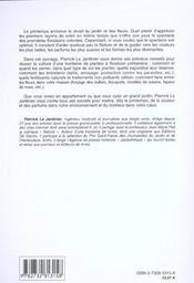 Un Beau Jardin De Printemps - 4ème de couverture - Format classique
