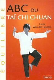 Abc du tai chi chuan - Intérieur - Format classique