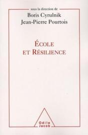 École et résilience - Couverture - Format classique